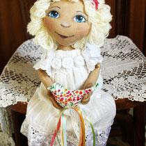 текстильная-кукла-ангел-авторская-Маслик-Ольга