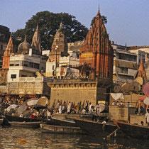 Ghats, Varanasi © C. Lienert