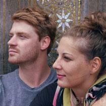 Paarportrait Outdoor2 - Portraitfotografie Ines Dombek