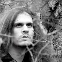 Herrenportrait Outdoor - Portraitfotografie Ines Dombek