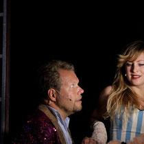 Michael Zabanoff (Jimmy), Marysol Schalit (Jenny)
