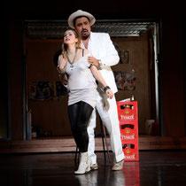 Juan Orozco (Don Giovanni) M. Schalit (Zerlina)