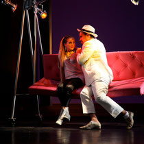 Juan Orozco (Don Giovanni), Marysol Schalit (Zerlina)