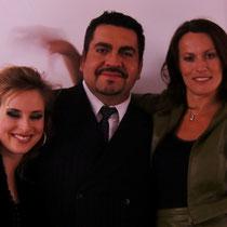 Luis Olivares Sandoval (Don Ottavio) Nadja Stefanoff (Donna Elvira)