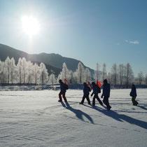 Kvitfjell, 24.+25.2.2017, die Fans auf der Elch suche...