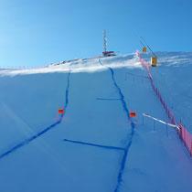 Strecke von Kvitfjell