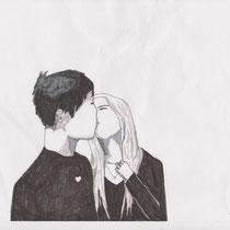 Le baiser (09/2013)