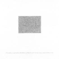 Definition Trance (9/10), 2014, Bleistift auf Papier, 21x29,7cm