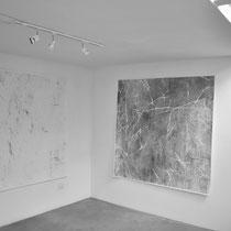 Ausstellungsansicht Tracce, Florenz 2014