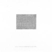Definition Trance (4/10), 2014, Bleistift auf Papier, 21x29,7cm