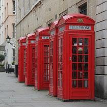 Phone box - London