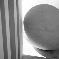 Detail Freidenkerdenkmal (1930), Architekt: Carl Krayl