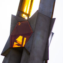 Detail Lichtstelen (1927), Architekt: Albinmüller
