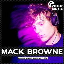 Pokut Music Podcast 006 // Mack Browne