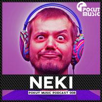 Pokut Music Podcast 008 // Neki