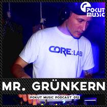 Pokut Music Podcast 012 // Mr. Grünkern
