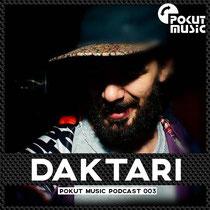 Pokut Music Podcast 003 // Daktari