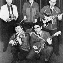THE BEAVERS - Den Haag  Rudi Pesch (gitaar)  Ed Klee (gitaar)  Herbert Kopetzky (basgitaar) Tom Wieringa (drums)  John Marjon (zang)