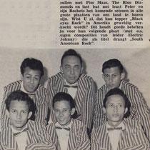 Muziek Parade September '60