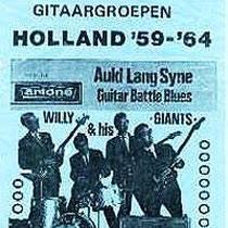 Instrumentale Gitaargroepen, Holland '59 - '64