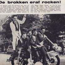muziek parade juli '61