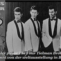 The Tielman Brothers in circus Fischer