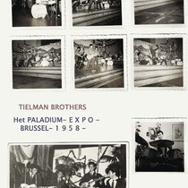 foto's uit het plakboek van een fan