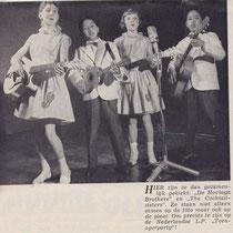 muziek parade Mei '60