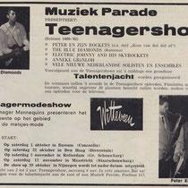 Muziek Parade Oktober '60
