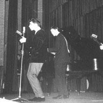 THE BATS - Apeldoorn  Marco Dammers,  Rik Koeneen  Rudi Wegman.  Hans Burghout