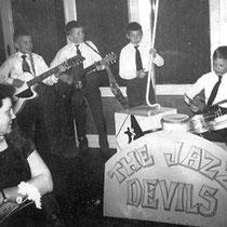 THE JAZZ DEVILS - Schalkhaar  Theo en Hans Riesewijk, Richard Schrijver en René Bourgonje