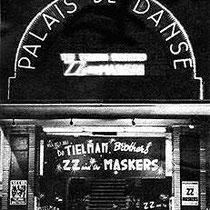 n het voorprogramma stonden ZZ en de Maskers en Andy Starr & The Stripes