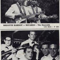 muziek Parade December '61