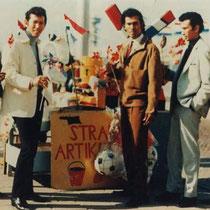 In de jaren daarna spelen de Tielman Brothers regelmatig in Nederland, maar hun grootste successen boeken ze in Duitsland, België, Frankrijk, Oostenrijk en Italië.