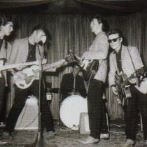 'Een vreselijke gitaar,' oordeelde de latere basgitarist McCartney in Anthology.   'Maar wel goedkoop en elektrisch. Tijdens onze optredens in Hamburg heeft de Rosetti het een maand of wat goed volgehouden.