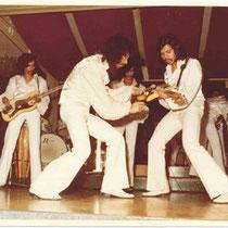 """The Tielman Brothers"""" wordt een nachtcluborkest met Andy als publiekstrekker. In deze periode speelt de groep veel 'golden classics' en eigen versies van bekende popsongs. Op deze wijze blijft men optreden met name in de Duitse showbizz tot 1983"""