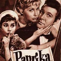 Een andere filmposter van de film Paprika
