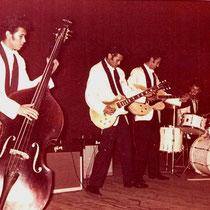 Op 3 januari 1960 speelden ze in de Koepelzaal van de Haagsche Dierentuin