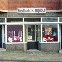 NIJHOLT-ETALAGE 1963