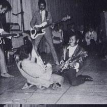 Andy en Reggy speelden vaak beiden de solo-gitaar die dan tegen mekaar duelleerden en op die manier een speciale sound creëerden.