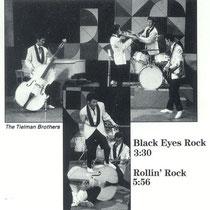 Ze begonnen hun opzienbarende optreden met Black Eyes en vervolgden hun optreden met Rollin' Rock, waarbij alle showelementen uit de kast werden gehaald. Zoals een lange drumsolo, waarbij Loulou al drummend een rondje rond zijn drumstel liep, Ponthon ligg