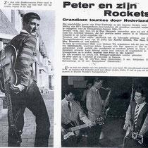 Muziekparade oktober 1960