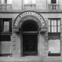 De allereerste optredens van THE TIELMAN BROTHERS in Duitsland moeten voor zover is na te gaan hebben plaatsgevonden van 3 tot 16 januari 1959 in Plankenkaffee Kossenhaschen in Mannheim