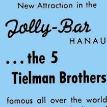 Een andere poster van de Jolly Bar