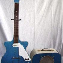 Het best verkopende elektrische model was de Lucky 7,  de gitaar waarop ook McCartney dus in zijn beginjaren speelde.   Maar Egmond had ook meer eigentijdse modellen.  Onder het merk Lion lanceerde Egmond moderne elektrische gitaren en basgitaren.