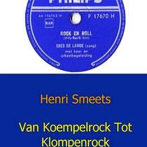 Van Koempelrock Tot Klompenrock van Henri Smeets,  die reeds heeft samengewerkt met filmregisseur Martin Koolhoven en documentairemaker, popbladen oprichter en meer, Constant Meijers.