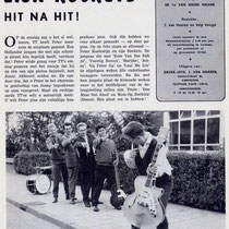 Tuney Tunes november '60