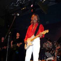 ANDY TIELMAN  Andy gebruikt af en toe ook een Stratocaster