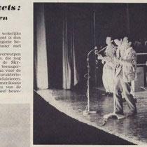 Muziek Parade December '60