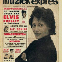 Muziek Expres April '60